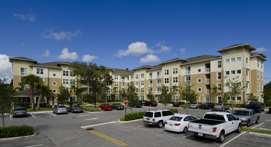 Superb Section 8 Housing In Palm Beach County Part - 5: PBCHA Allocated 80 Project-based Vouchers To Westgate Plaza, To Provide  Affordable Rental Apartments To The Elderly.